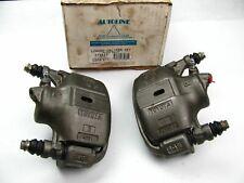 Reman Autoline C5697677 FRONT Disc Brake Caliper Set With Pads 1987-1992 Corolla