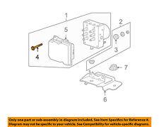 GM OEM ABS Anti-Lock Brakes-Control Module Bolt 22688153