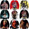 Womens/Mens 2pac Tupac Hip Hop Singer 3D Print Casual Sweatshirt Hoodie Pullover