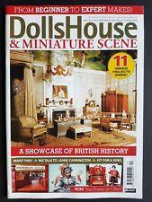 DOLLS HOUSE AND MINIATURE SCENE MAGAZINE - ISSUE 287