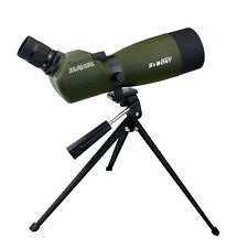 SVBONY FMC 20-60x60 Water Resistant 45-Degree Angled Zoom Spotting Scope &Tripod
