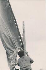 ÎLE DE MAJORQUE c. 1935 - Sortir la voile  Espagne - P 526