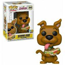 Funko Pop! Figure Scooby Doo(with Sandwich) 50 Years Scooby Doo