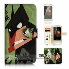 Unbranded Batman Cases, Covers and Skins for Huawei Y6