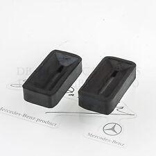 2 x  ORIGINAL MERCEDES Gummipuffer Türfangband Türhalter W105 W120 W121
