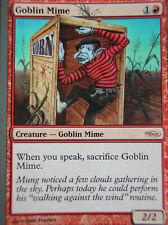 GOBLIN MIME PROMO DCI CARTE MAGIC MTG  MINT
