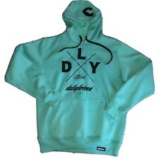 Lg DAILYDRIVEN WINTER MINT HOODIE VERSION 2 limited edition Daily Driven Exotics