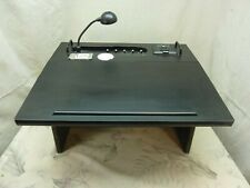 Anchor Audio Acclaim - Portable Tabletop Lectern with Built in Mixer Amp Speaker
