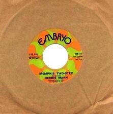 FUNK 45 - HERBIE MANN - MEMPHIS TWO-STEP - EMBRYO