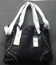 Ralph Lauren Morley Tote Bag TTE Small Black Agsbeagle