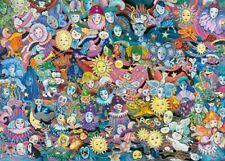 NEW! Heye Masquerade 1000 piece comic cartoon jigsaw puzzle 29789