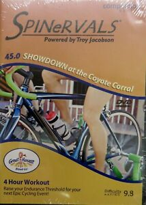 Spinervals Cycling DVD 45.0 Showdown at the Coyote Corral