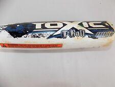 "Worth Toxic Prodigy T-ball Baseball Bat TBTOX 25"" 14 OZ -11 WHITE"