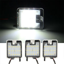 2pcs 18 LED Side Mirror Puddle Lights For Ford Mondeo MK4 Focus Kuga Escape #A1R