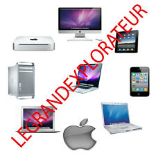 Apple Iphone Ipad Macbook Mac Pro iMac  Service manual    600 Manuals on DVD
