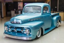 51-52 Ford/Mercury Pickup SHOWCARS Lower Stonepan Valance (FM52)