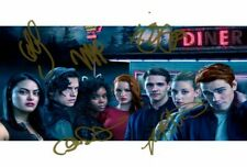 The Big Bang Theory Cast Multi Signed Autograph PRINT 6x4/' Gift Present!!!