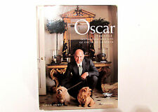 Oscar The Style Inspiration & Life Of Oscar de la Renta, 2002-Signed 1st Ed.Book