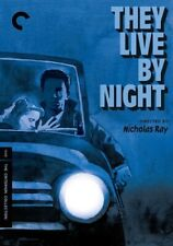 CRITERION COLLECTIONS DCC2773D THEY LIVE BY NIGHT (DVD) (FF/1.37:1/B&W)