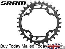 SRAM X-Sync 30T / 32T Narrow Wide Chainring 94mm BCD, Black, Steel, 11 Sp X01 GX
