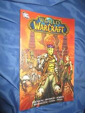 WORLD OF WARCRAFT TPB by DC Entertainment/Collectibles/Direct VIDEO GAME BOOK