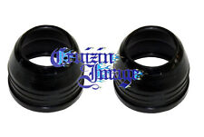70-72 YAMAHA XS1 XS2 FRONT FORK SEAL DUST BOOTS SET 2PIECES 21-RDFDBT