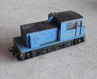 Vintage 1980s HO Scale Baltimore & Ohio 5006 Switcher Locomotive