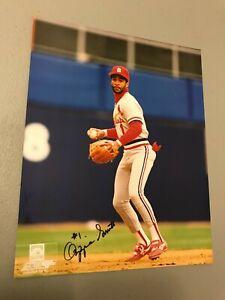 Ozzie Smith 8x10 Autographed Photo Cardinals