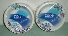 Dixie Everyday Paper Bowls 2 Packs 35 Bowls Each 10 Oz Floral New Sealed
