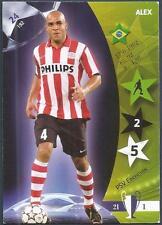 PANINI UEFA CHAMPIONS LEAGUE 2007- #024-PSV EINDHOVEN-ALEX
