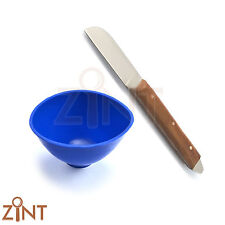 Dental Hand Tools Mixing Plaster Spatula Wax Knife Wax Carving Alginate Knives