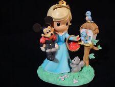 zb Precious Moments-Disney-Hamilton-Cinderella/Mickey Mouse & Friends/Birdhouse