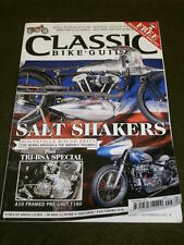 CBG - CLASSIC BIKE GUIDE - SALT SHAKERS - SEPT 2013