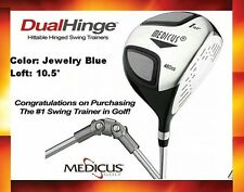 Medicus 460cc Driver Choose Loft 10.5 DualHinge Golf club Training Aid Men RH