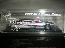 Hot Wheels - 2002 MEA Dinner Dance - Sid Mead's Sentinel 400 Limo - Silver