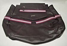 Miche Sienna Bag Purse Shell Backpack Brown Pink Gray XLarge School Office