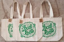 Foodland Hawaii Limited Edition 🤙LOCAL ROOTS🤙Canvas Tote/Beach/Diaper Bags (3)