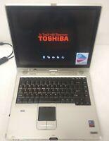 Toshiba Satellite R15-S822 Laptop Pentium M 1.6GHz 1.5GB RAM No HDD For Parts