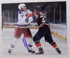 Jason Strudwick New York Rangers Canucks Oilers Autograph 8x10 SignedPhoto 15A