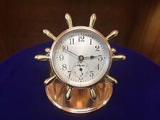 "1946 Chelsea ""Clinton� Desk Clock"