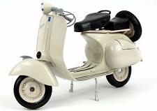 1955 Vespa 150 Vl 1T Beige Moto Scooter 1/6 Modellino da New Ray 49273