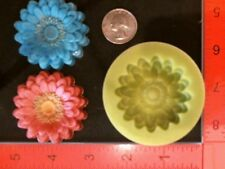 Silicone Mold Flower Chrysanthemum Candle, wax, gypsum, resin, glue, soap, clay