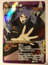 Miracle Battle Carddass Naruto Part 4 NR04 Konan 27/77 SR