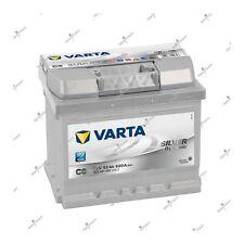varta Silber C6 Auto Batterie, Vauxhall Corsa Mk II (C) (W5L, F08) 1.0 12v 08/00