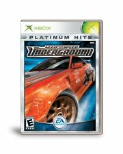 Xbox : Need for Speed Underground VideoGames