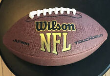wilson junior football Pre Owned