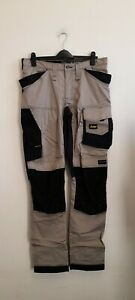 Snickers 6241 Allround Work Stretch Work Trousers with Holster Pockets size 252