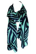 Sciarpe, foulard e scialli da donna verde 100% Seta