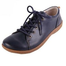 2¥a2     BIRKENSTOCK - Low shoes ISLAY 1001058 navy uk 5 Ladies Leather Lace Up