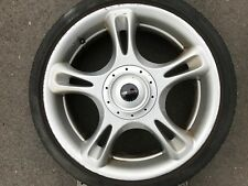 """OEM BMW MINI COOPER S R50 R52 R56 R57 R58 18"""" R95 STAR SPOKE ALLOY WHEEL 6764104"""